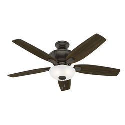 Hunter Fan  Kenbridge  52 in. Bronze  Indoor  Ceiling Fan