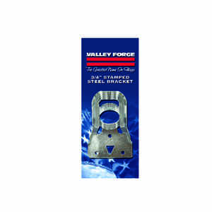 Valley Forge  5 in. L Steel  Flag Pole Bracket
