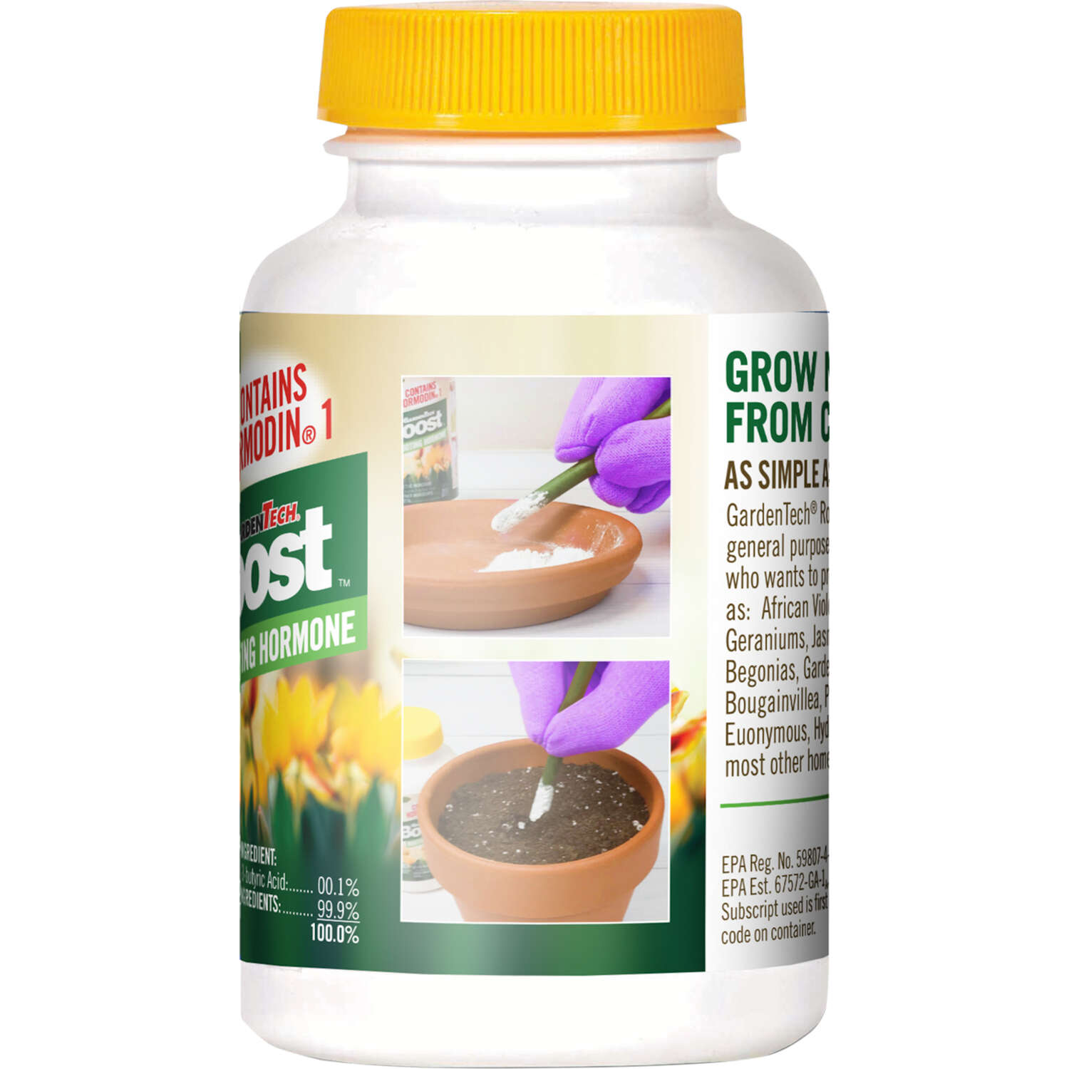 GardenTech  RootBoost  Powder  Rooting Hormone  2 oz.