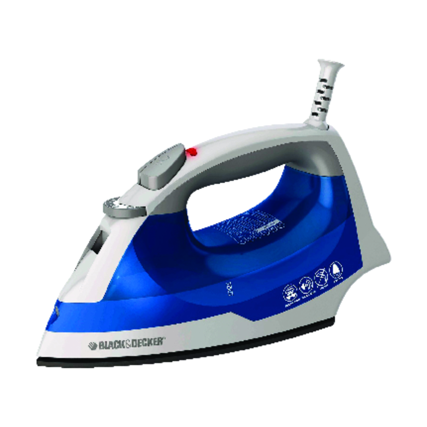 Black and Decker  5 oz. Steam Iron