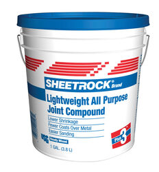 Sheetrock  Sand  All Purpose Lightweight  Joint Compound  1 gal.