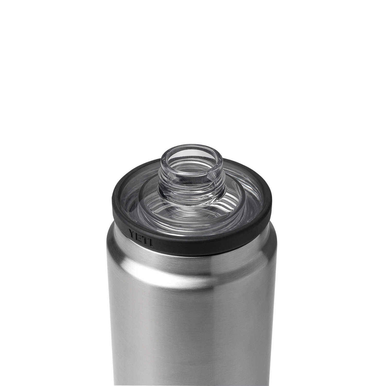 YETI  Rambler  Water Bottle Cap  Black  1 pk