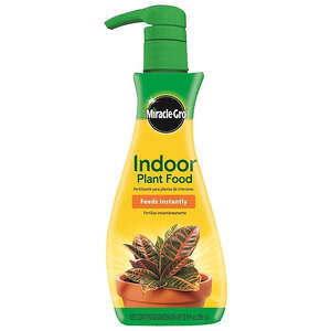 Miracle-Gro  Indoor  Liquid  Plant Food  8 oz.