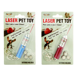 Blazing Ledz  Multicolored  Plastic  Laser Pet Toy