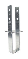 Simpson Strong-Tie  16.69 in. H x 3.94 in. W 7 Ga. Galvanized Steel  Column Base