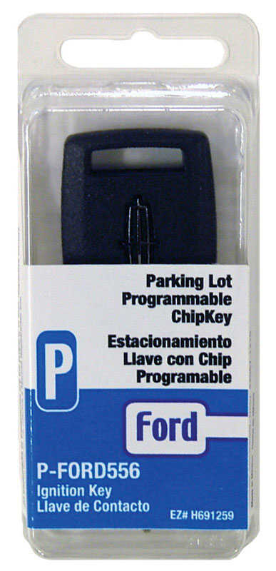Hy-Ko  Automotive  Chipkey  EZ# H691259  Double sided For Ford Vehicles P-FORD5556