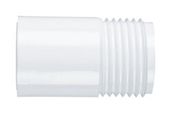 Lasco  Schedule 40  3/4 in. MHT   x 1/2 in. Dia. Slip  PVC  Hose Adapter