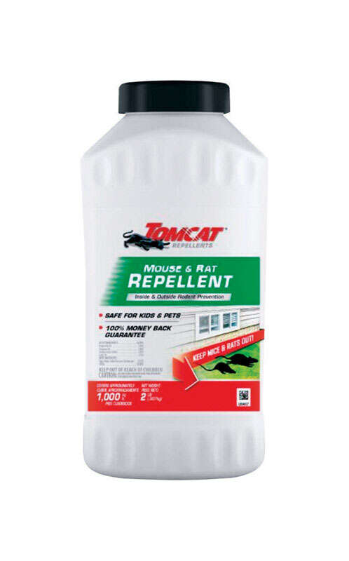 Tomcat  Animal Repellent  Granules  For Mice and Rats 2 lb.