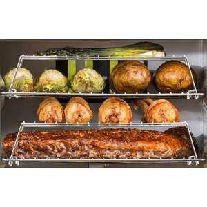 Masterbuilt  Electric  Metal  Smoker Rack Kit