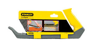 Stanley  12.5 in. L x 1.6 in. W Forming Surface Plane  Die cast alloy