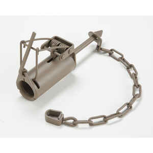 Duke  Dog Proof  Foot-Hold  Animal Trap  For Raccoons 1 pk