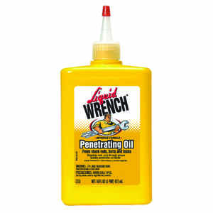 Liquid Wrench  Liquid  Penetrating Oil  16 oz.