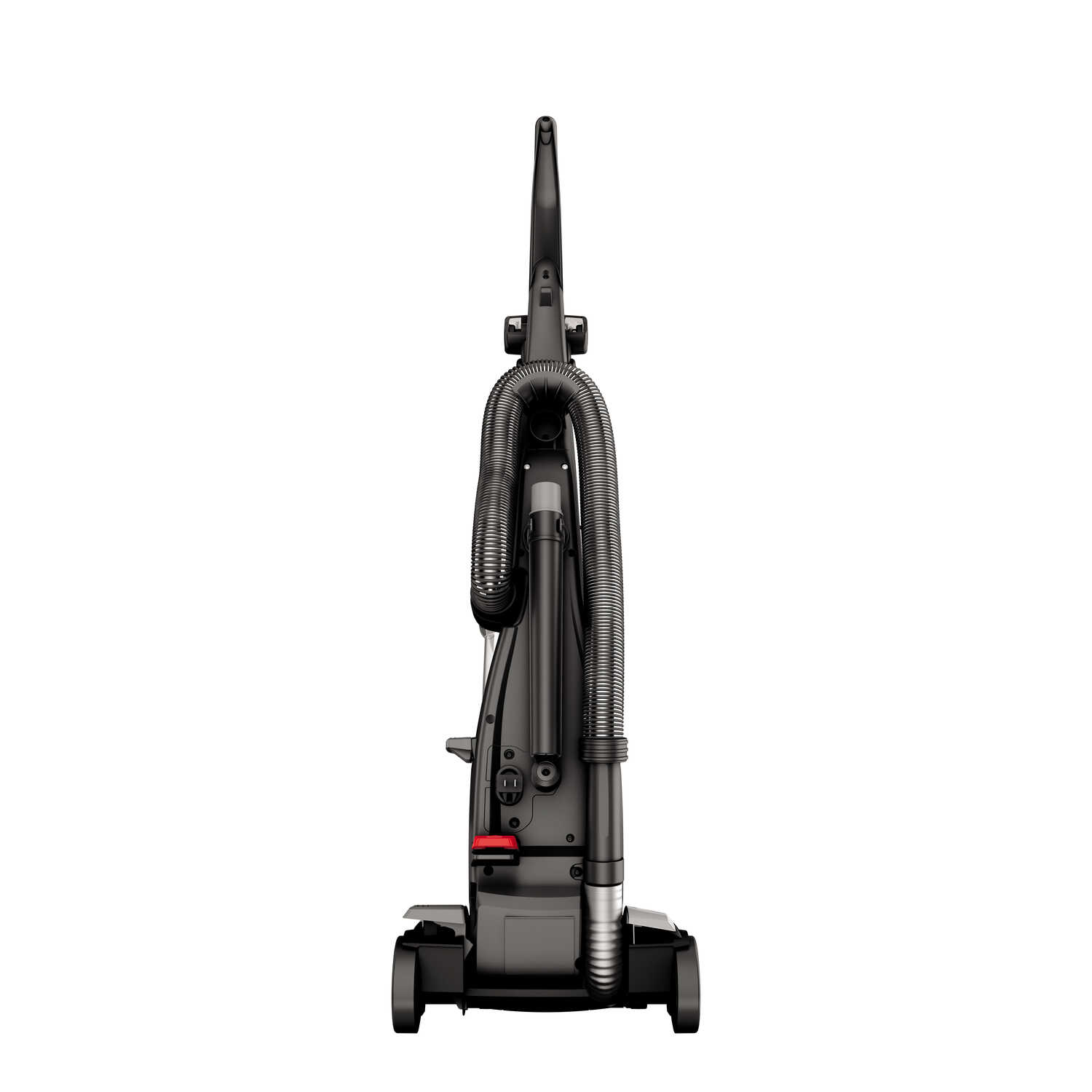 Bissell  CleanView Plus Rewind  Bagless  Corded  Upright Vacuum  10 amps Silver and Red  Multi-level