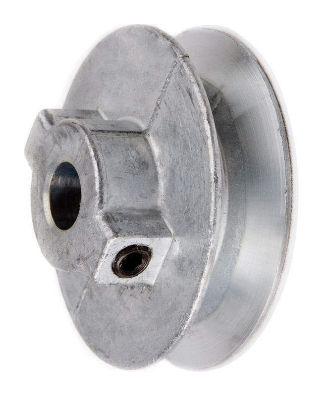 Chicago Die Cast Single V Grooved Pulley A 2 in. x 3/4 in. Bulk