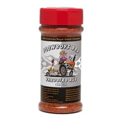 Plowboys BBQ Yard Bird BBQ Seasoning Rub 7 oz.