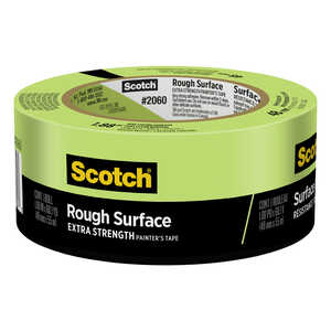 Scotch  60 yd. L x 1.88 in. W High Strength  Masking Tape  1 pk Green