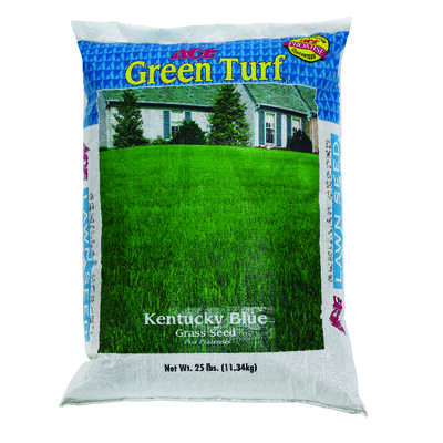 Ace  Kentucky Bluegrass  Sun/Shade  Grass Seed  25 lb.