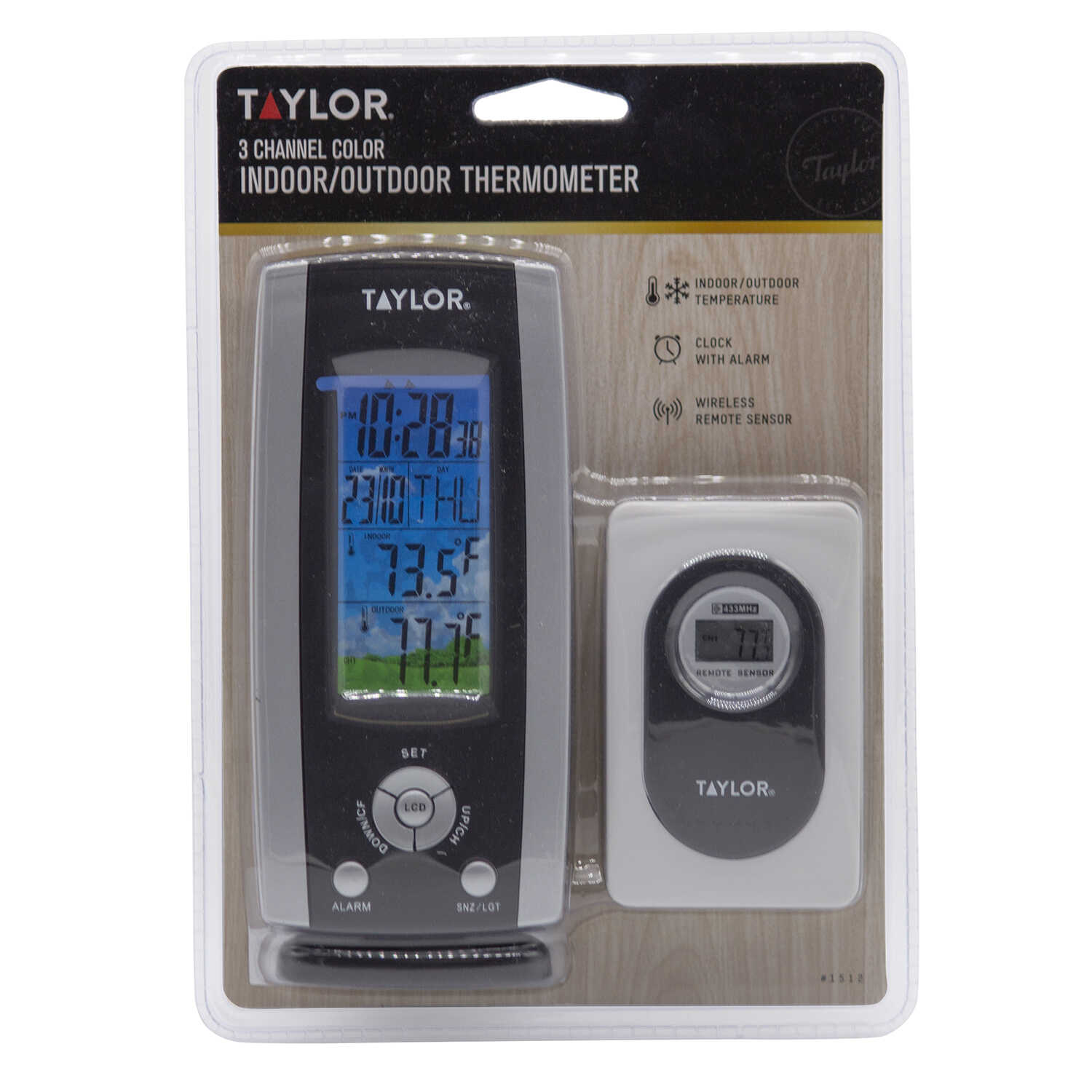Taylor  Weather Station