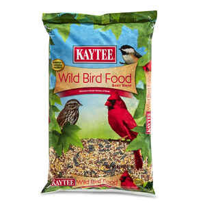 Kaytee  Basic Blend  Assorted Species  Wild Bird Food  Millet and Milo  5 lb.