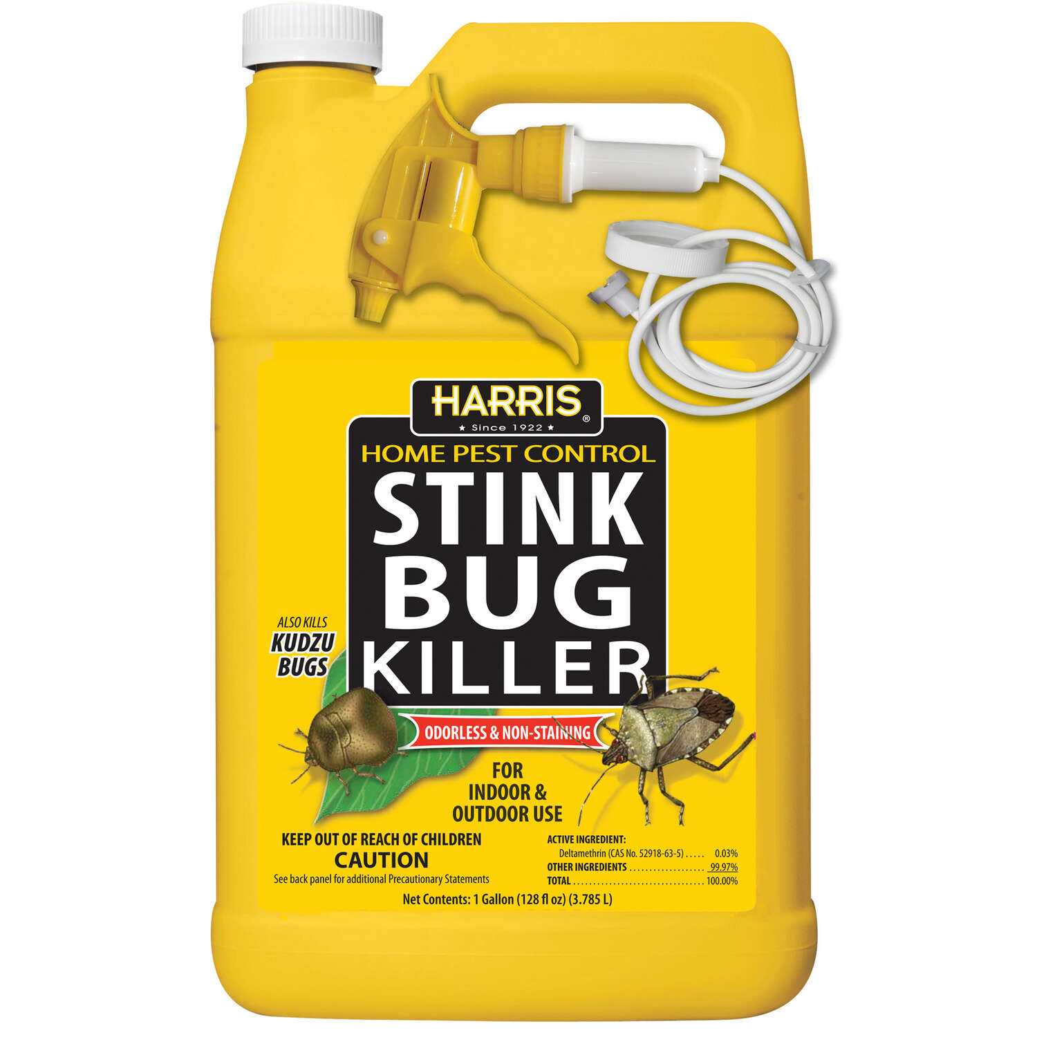 Harris Home Pest Control Liquid Stink Bug Killer 1 gal.
