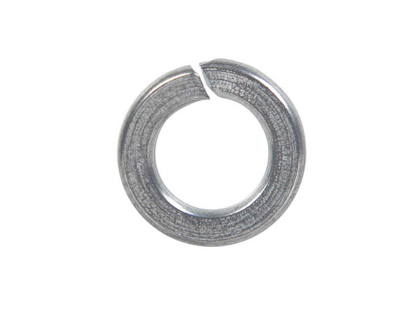 Hillman  Zinc-Plated  Steel  Split Lock Washer  100 pk