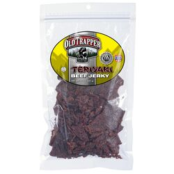 Old Trapper  Teriyaki  Beef Jerky  10 oz. Bagged
