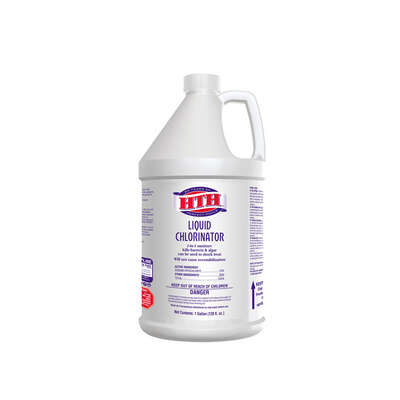 hth  Liquid  Chlorinating Chemicals  1 gal.
