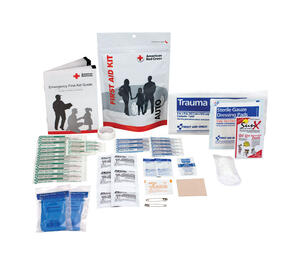 First Aid Only  Auto  First Aid Kit  33 pc.
