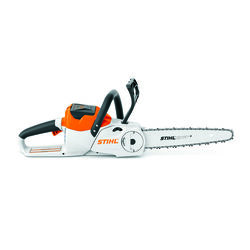 STIHL  MSA 140 C-BQ  12 in. Battery  Chainsaw  Kit (Battery & Charger)