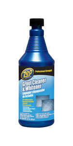 Zep  Sassafras Scent Grout Cleaner and Whitener  32 oz. Bottle