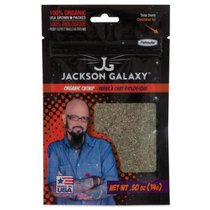 Jackson Galaxy  Cotton  Catnip Toy  Small