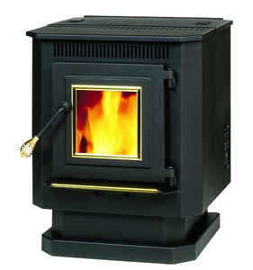 Summers Heat  42000 BTU 1500 sq. ft. Pellet Stove