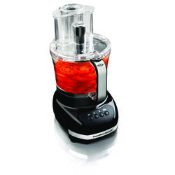 Hamilton Beach Big Mouth Black 12 cups Food Processor 500 watt
