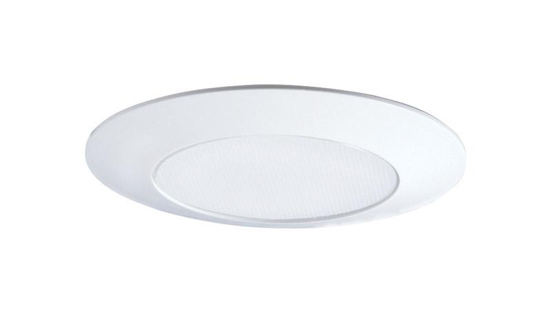 W Plastic Shower Lens/Trim