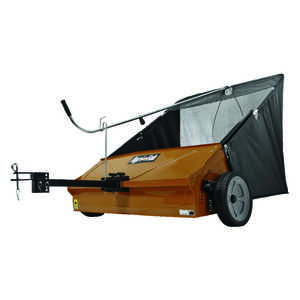 Agri-Fab  1 each 25 cu. ft. Lawn Sweeper  Tow Behind