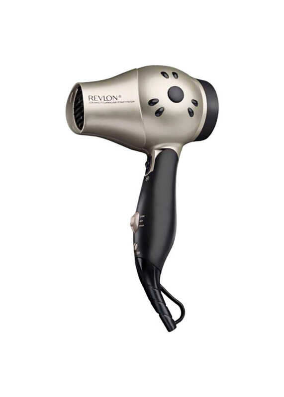 Revlon  Perfect Heat  1875 watts Travel Hair Dryer