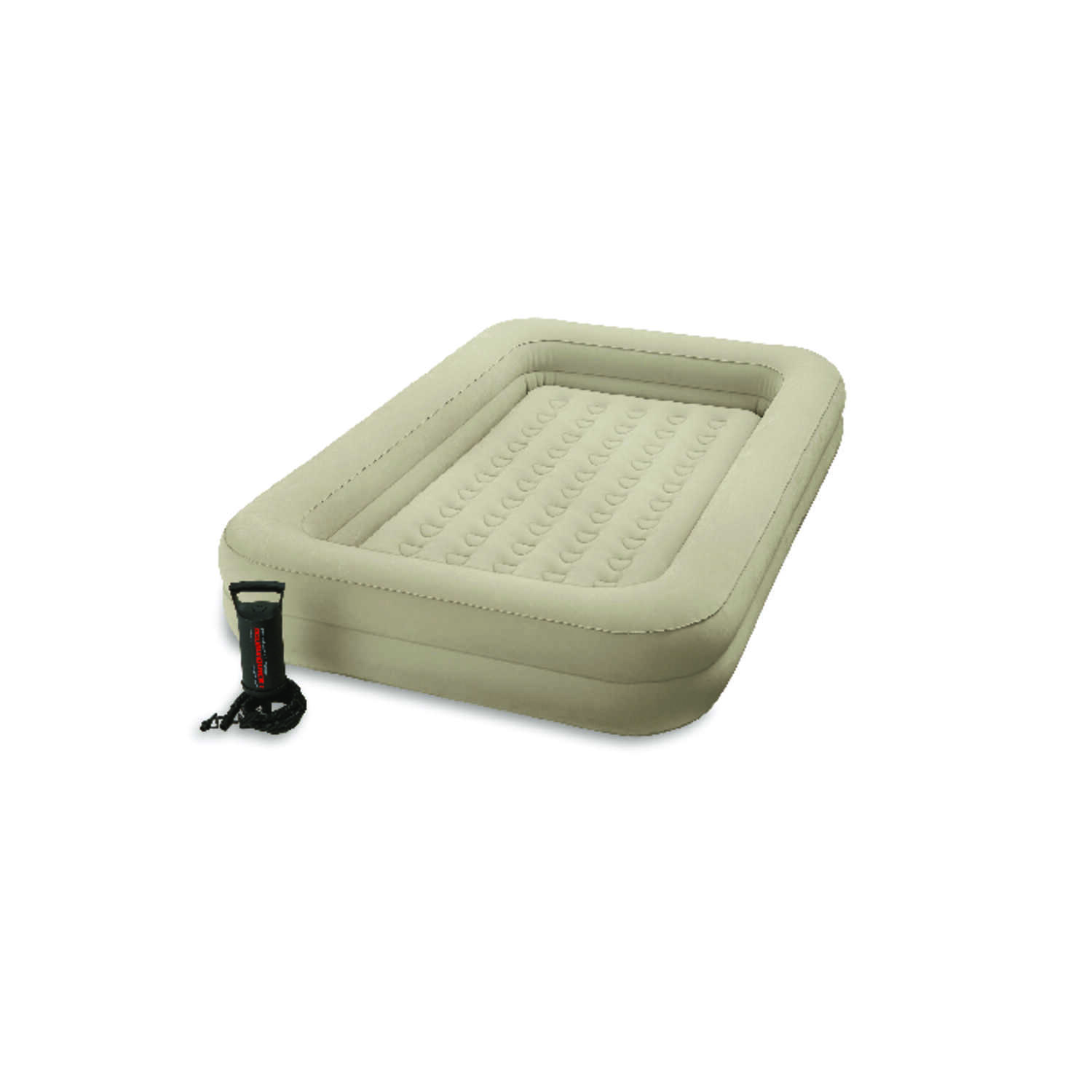 Intex  Kidz Travel  Air Mattress  Twin  Pump Included