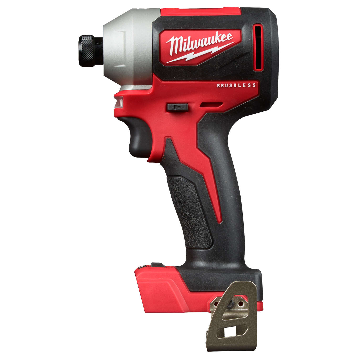 Milwaukee  M18  18 volt 1/4 in. Cordless  Brushless  Impact Driver  Tool Only