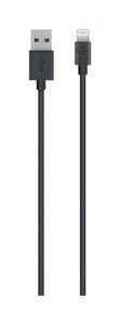 Belkin  MIXIT UP  4 ft. L x 4 ft. L Cell Phone Accessories  For Apple Iphone 6, 6 Plus, 5, 5s  Black