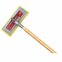 Ace  Plastic  Drywall Pole Sander  4 in. W x 10 in. L