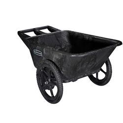 Rubbermaid Commercial  Poly  Farm Cart  300 lb.