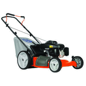 Husqvarna  21 in. W 160 cc Manual-Push  Mulching Capability Lawn Mower