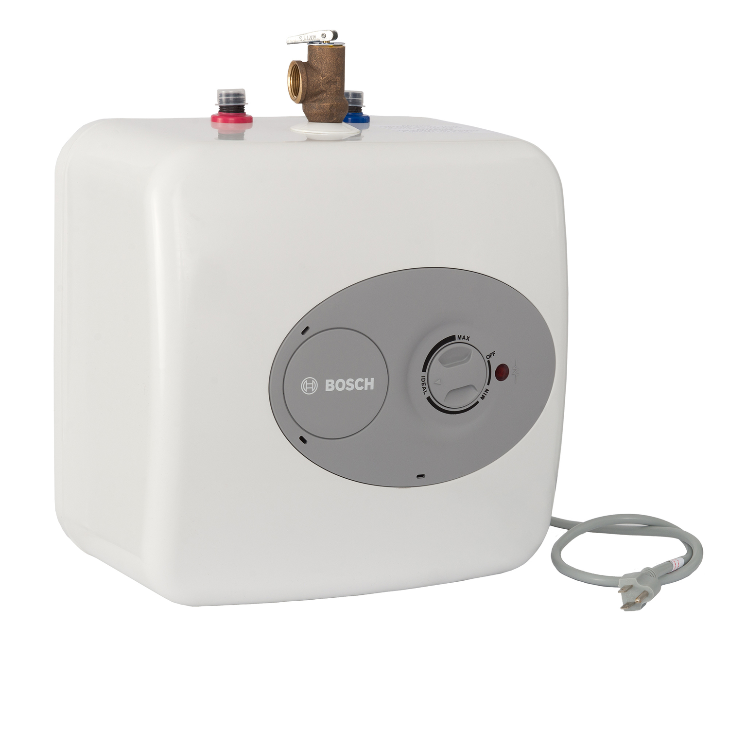 Bosch  Tronic 3000  Electric  Water Heater  13-3/4 in. H x 13-3/4 in. W 2.5 gal. 120 volts