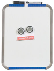Quartet  11 in. H x 8.5 in. W Self-Adhesive  Dry Erase Board