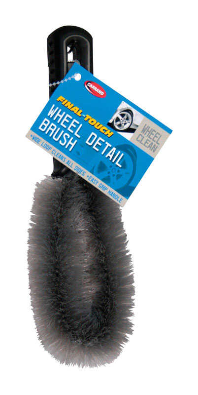Carrand  9 in. Soft  Auto Detail Brush  1 pk