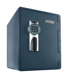 First Alert 2.1 cu. ft. Digital Lock Gray Gun Safe