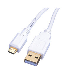 Monster Cable  Just Hook It Up  6 ft. L USB 2.0 Micro Cable