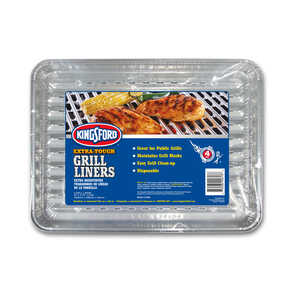 Kingsford  Extra Tough  Grill Topper  Aluminum