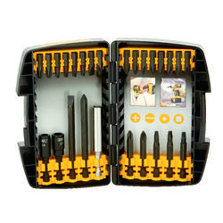 DeWalt Multi Size Screwdriver Bit 26 pc.