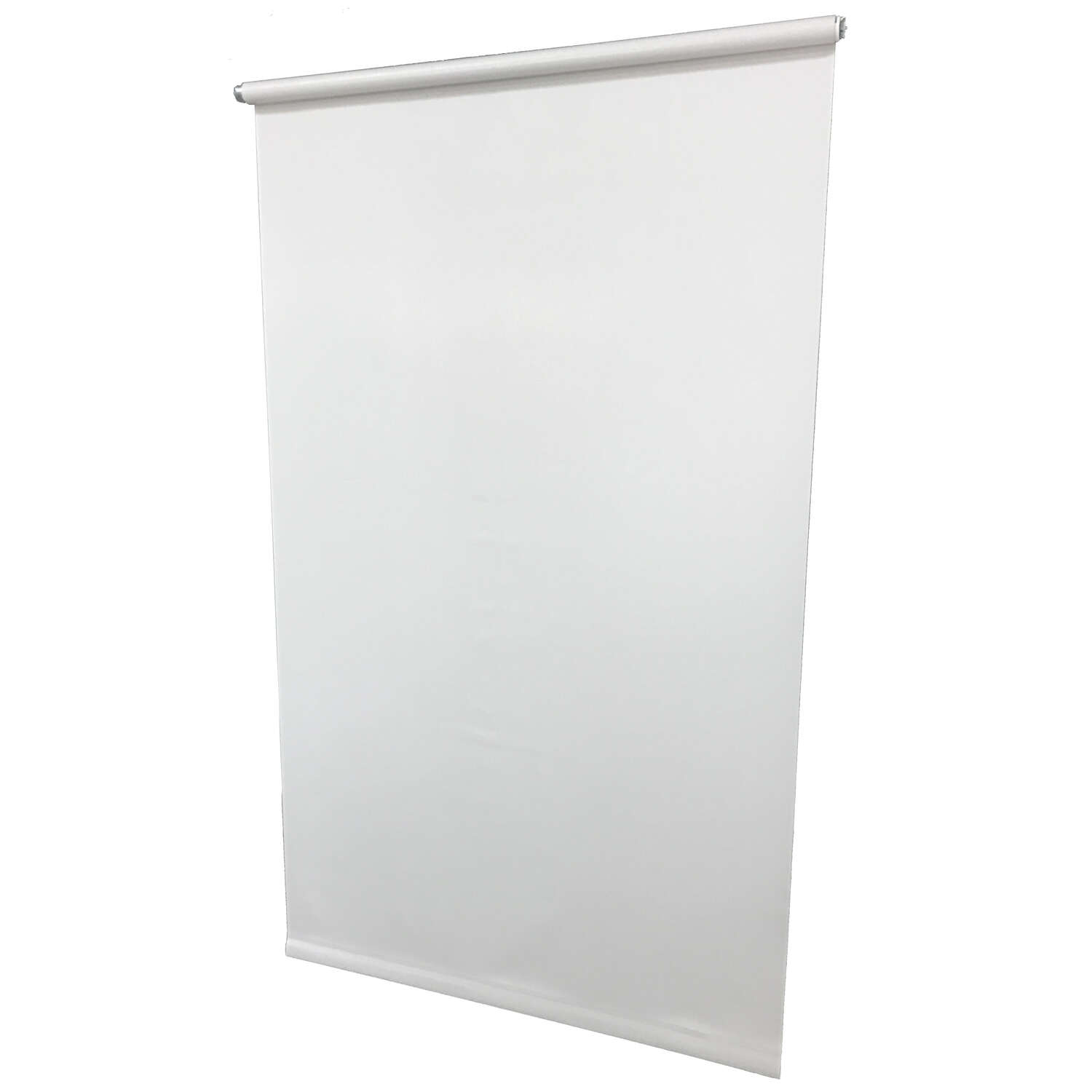 Friedland  Jupiter  White  Economy Roller Shade  73 in. W x 72 in. L